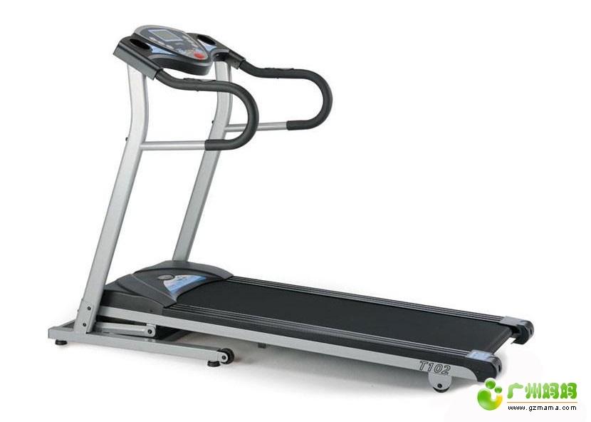 【转】闲置美国乔山 T102 家用电动跑步机 带升