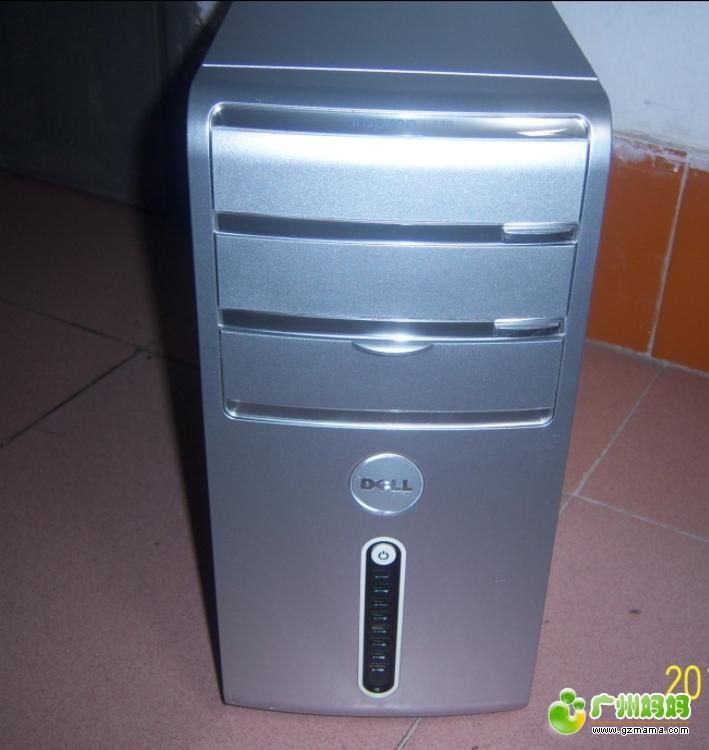 450元出戴尔主机 CPU E8400 G41主板 2G内存 80G硬盘图片