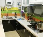 厨房果冻色瓷砖