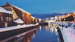 日本北海道 过一个真正的冬天